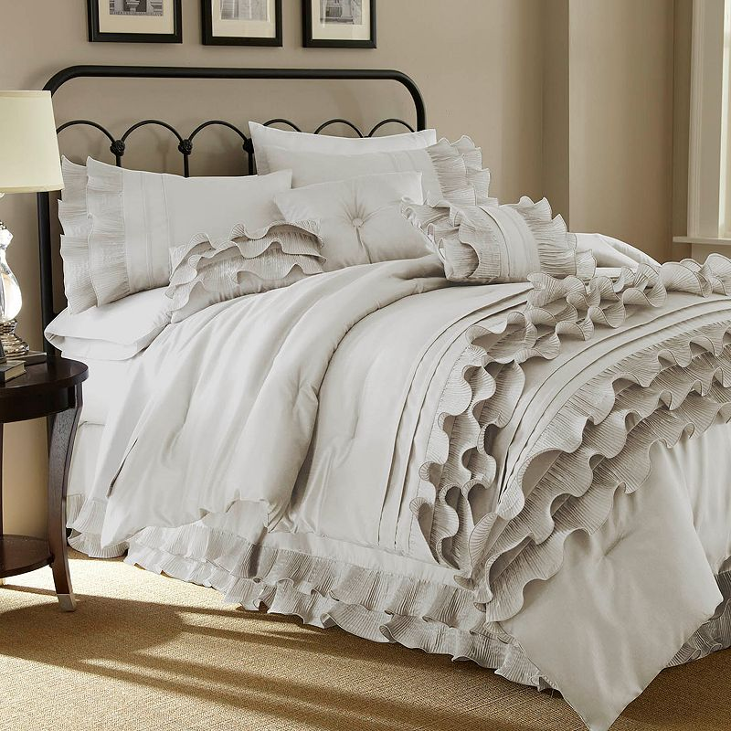 anastacia 8 pc comforter set queen questions answers