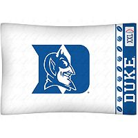 Duke Blue Devils Standard Pillowcase