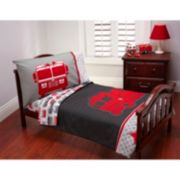 Carter's 4-pc. Fire Truck Toddler Bedding Set