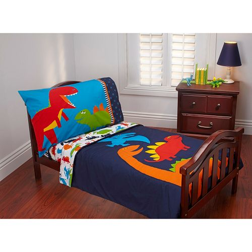 Carter's 4-pc. Prehistoric Pals Toddler Bedding Set