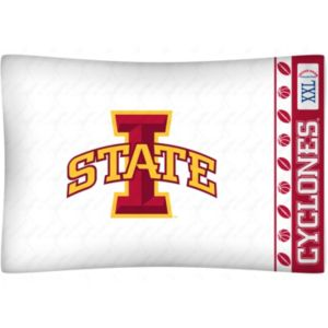 Iowa State Cyclones Standard Pillowcase