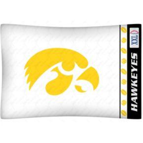 Iowa Hawkeyes Standard Pillowcase