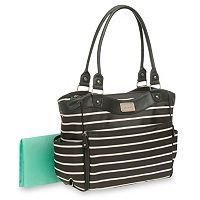 Carter's Diaper Tote - Stripes