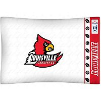 Louisville Cardinals Standard Pillowcase