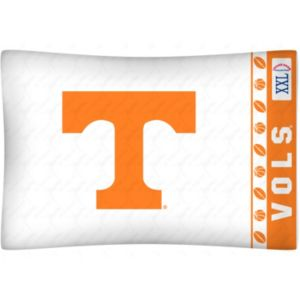 Tennessee Volunteers Standard Pillowcase