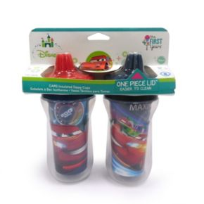Disney / Pixar Cars Insulated Spill-Proof Cups by The First Years