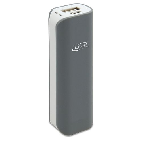 iLive Compact Portable Power Charger