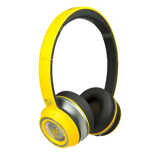 Monster NCredible NTune Neon On-Ear Headphones