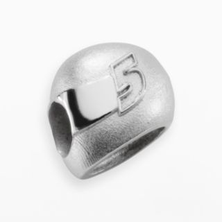 Insignia Collection NASCAR Kasey Kahne Sterling Silver 5 Helmet Bead