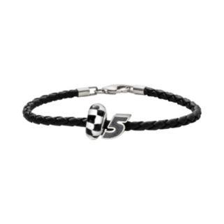 Insignia Collection NASCAR Kasey Kahne Leather Bracelet and Bead Set