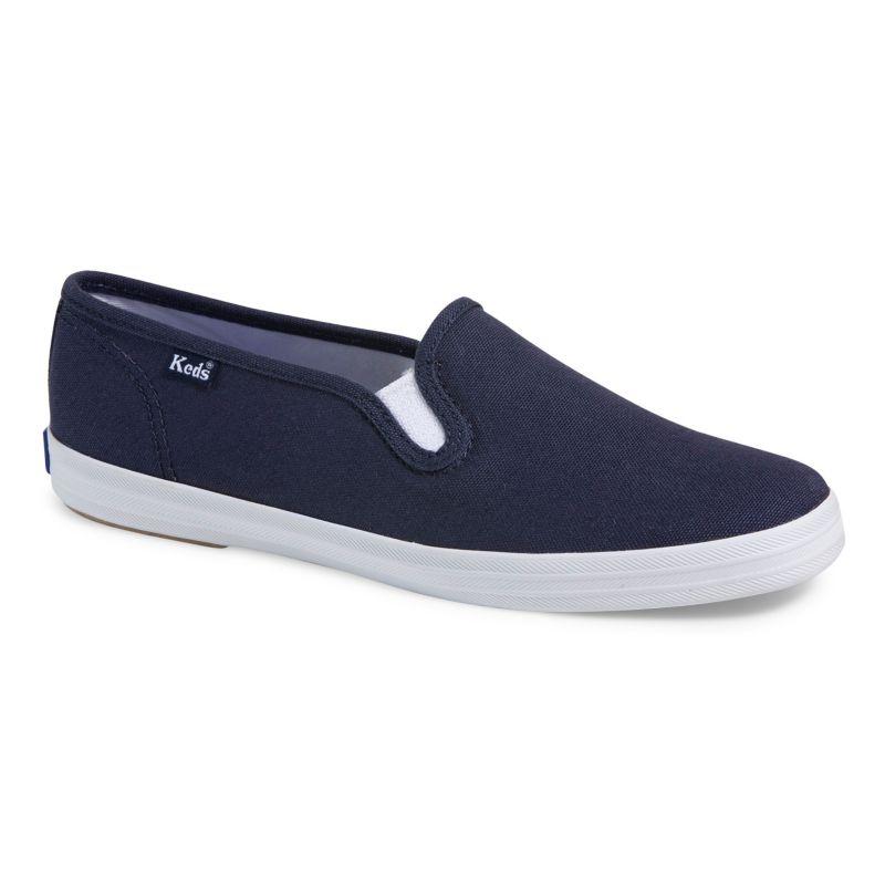 Keds Champion Slip-On Shoes - Women (Blue)