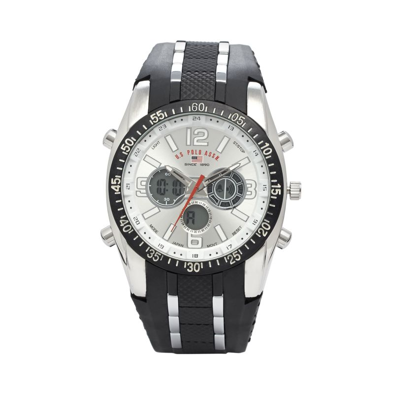 U.S. Polo Assn. Mens Analog/Digital Sport Watch 94603416
