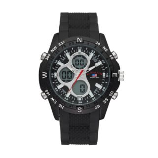 U.S. Polo Assn. Men's Analog-Digital Watch - US9140