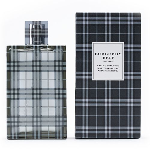 Burberry Brit Men's Cologne - Eau de Toilette