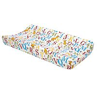 Dr. Seuss ABC Changing Pad Cover by Trend Lab