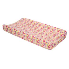 Dr. Seuss Oh The Places You'll Go Changing Pad Cover by Trend Lab