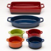Bobby Flay 6-pc. Ceramic Bakeware Set