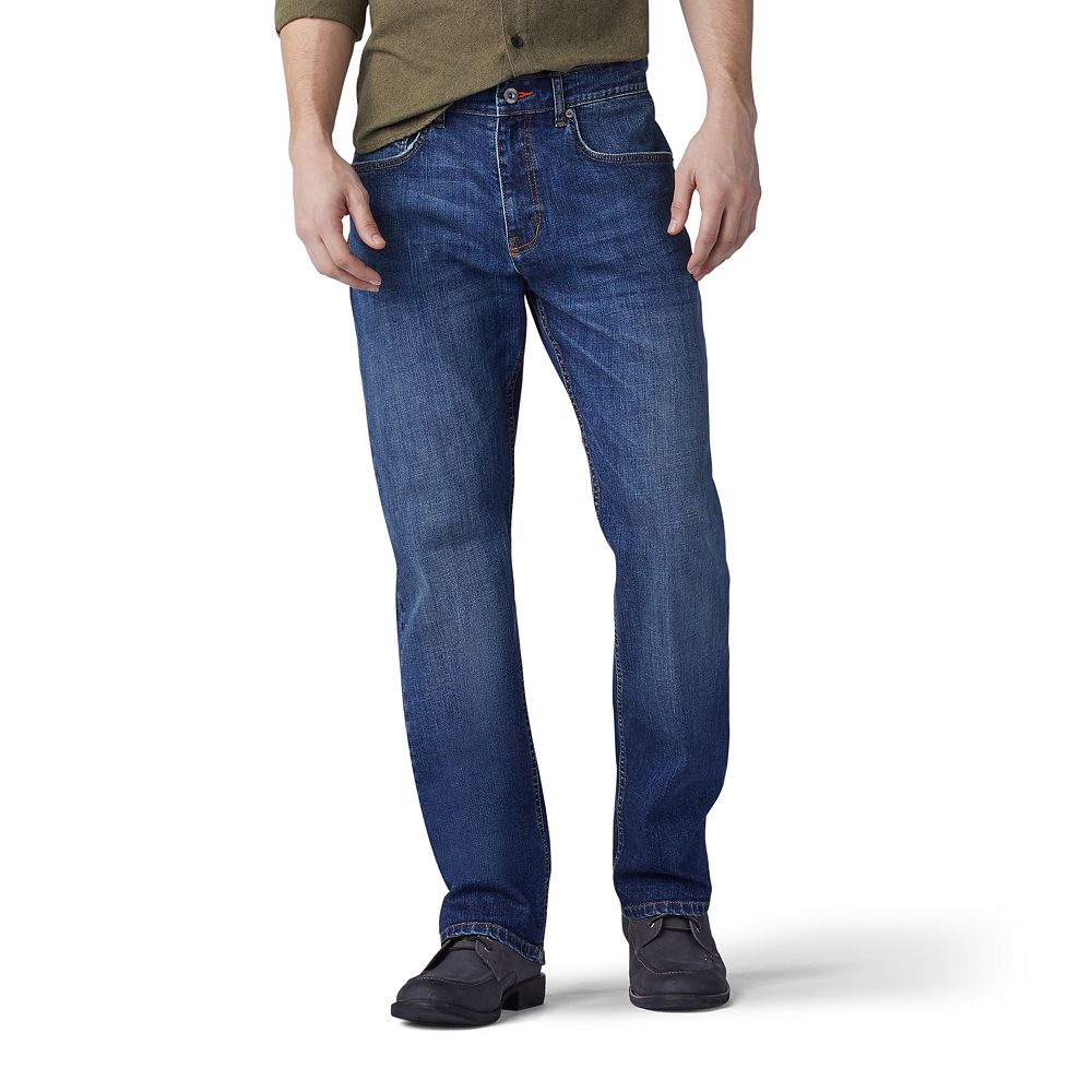 Big & Tall Lee® Modern Series Relaxed Straight-Fit Jeans