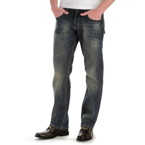 Lee Modern Series Relaxed Straight-Fit Jeans - Big and Tall
