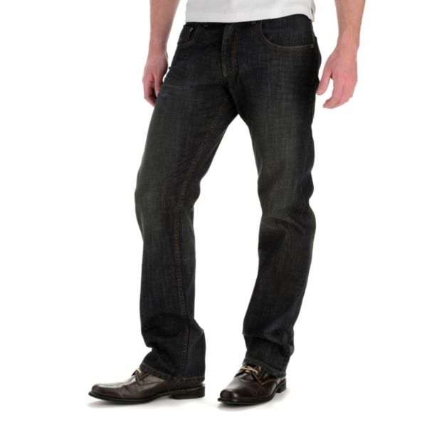 Big Amp Tall Lee Modern Series Relaxed Straight Fit Jeans