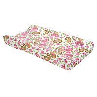 Trend Lab Paisley Park Changing Pad Cover