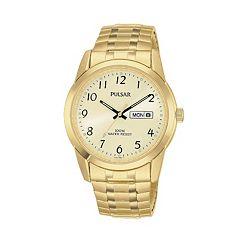 Pulsar Men's Stainless Steel Watch -  PJ6054