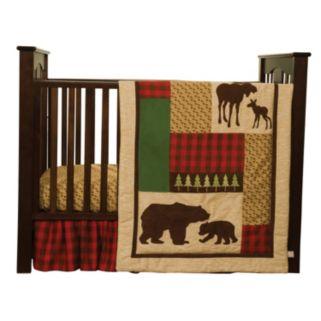 Trend Lab Northwoods 3-pc. Crib Bedding Set