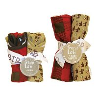 Trend Lab Northwoods 8-pc. Bib & Burp Cloth Set