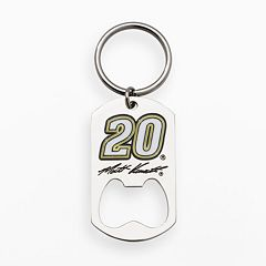 Insignia Collection NASCAR Matt Kenseth Stainless Steel '20' Bottle Opener Key Chain