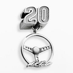 Insignia Collection NASCAR Matt Kenseth Sterling Silver '20' Steering Wheel Charm