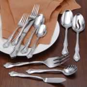 Oneida® 45-pc. Azalea Flatware Set