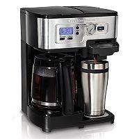 Hamilton Beach 2-Way FlexBrew Coffee Maker