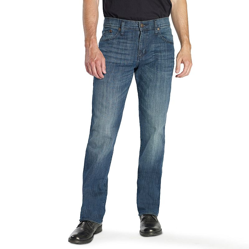 Rock and Republic Authentic Straight-Leg Regular-Fit Jeans - Men