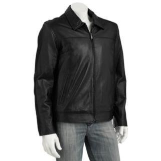 Men's Excelled Leather Hipster Jacket