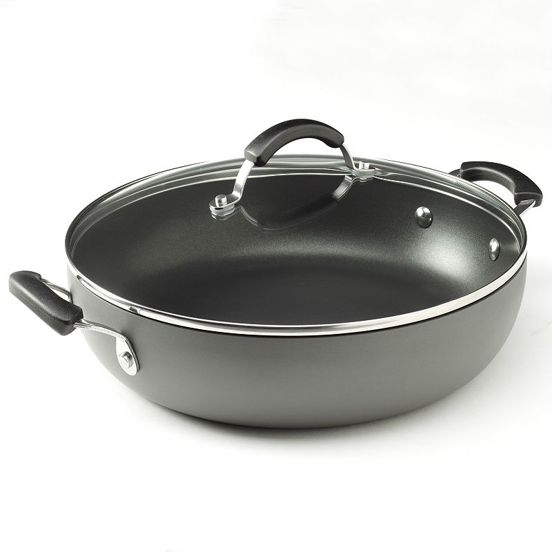 Food Network  In Nonstick Covered Skillet