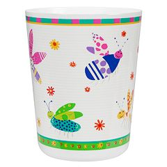 Creative Bath Cute as a Bug Wastebasket