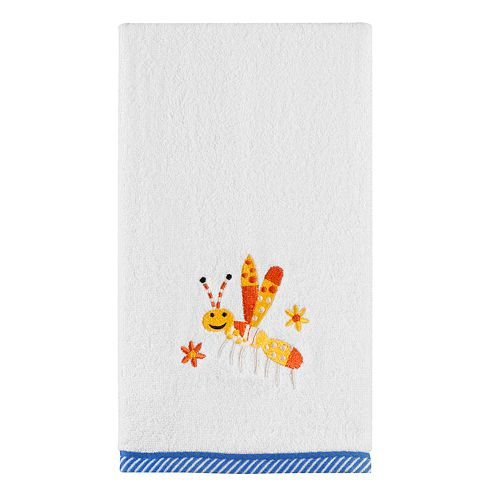 Creative Bath Cute as a Bug Hand Towel