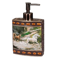 Hautman Brothers Horse Canyon Lotion Dispenser