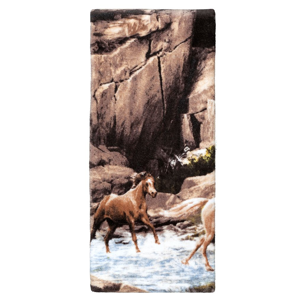 Hautman Brothers Horse Canyon Bath Towel