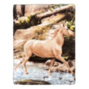 Hautman Brothers Horse Canyon Fingertip Towel