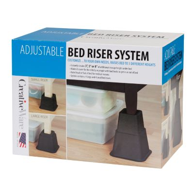 Creative Bath Adjustable Bed Riser System