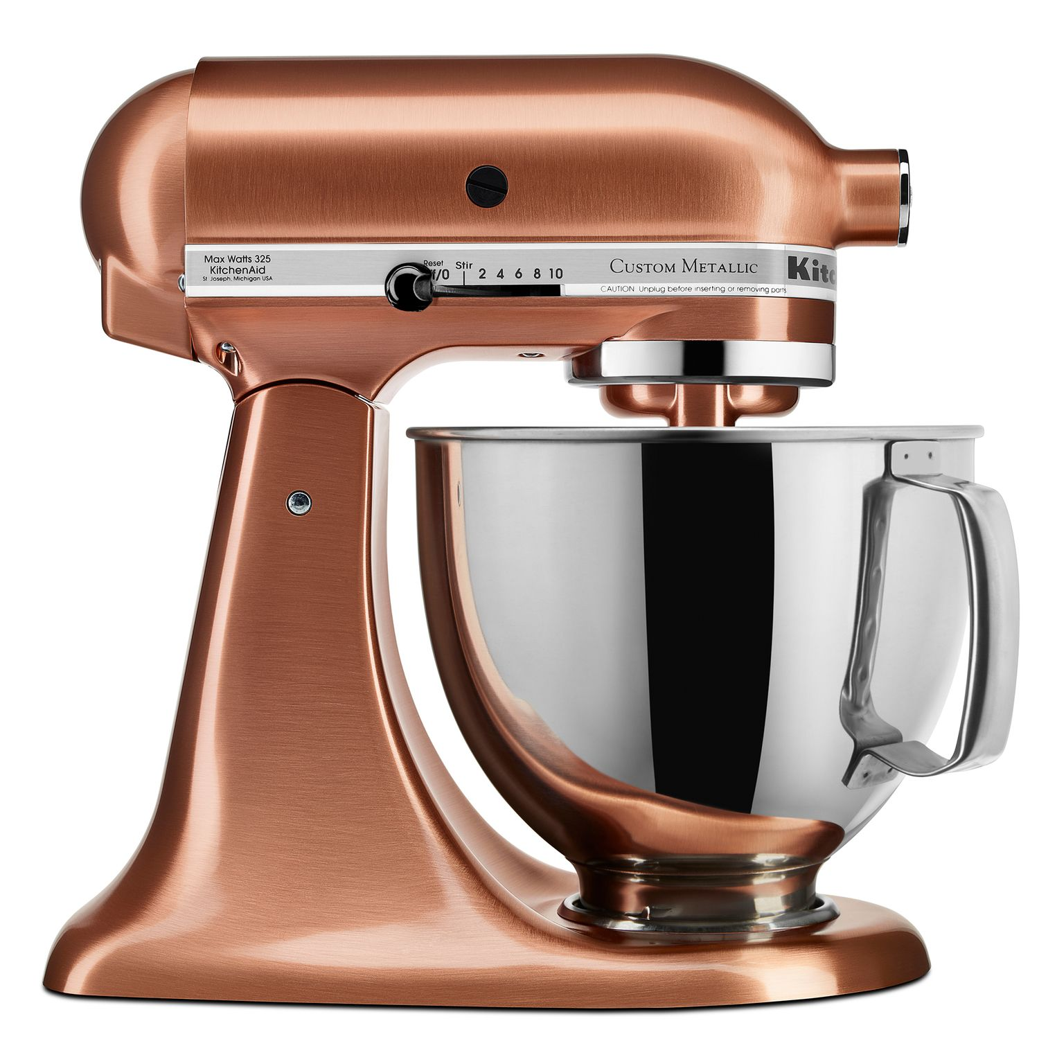 KitchenAid KSM152PS Custom Metallic 5 Qt. Stand Mixer