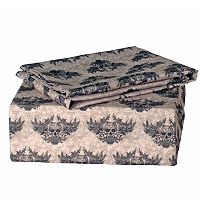 Winged Skull Sheet Set - XL Twin