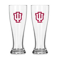 Indiana Hoosiers 2-pc. Pilsner Glass Set