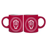 Indiana Hoosiers 2-pc. Ceramic Mug Set