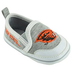 Baby Oregon State Beavers Crib Shoes