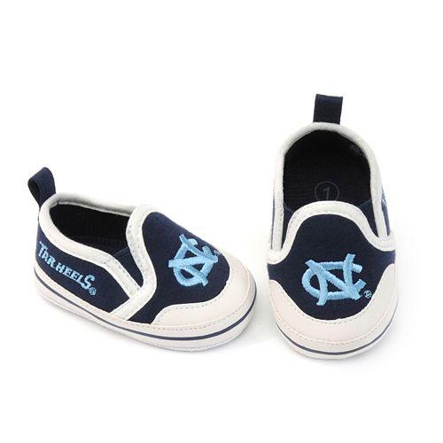 Baby North Carolina Tarheels Crib Shoes