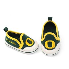 Baby Oregon Ducks Crib Shoes