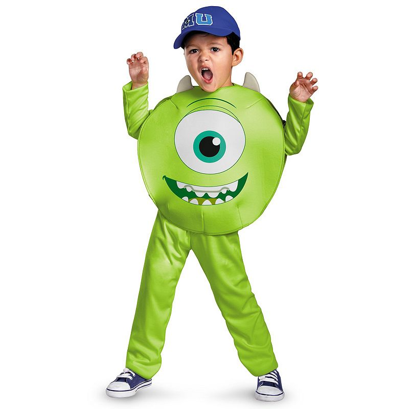 Disney / Pixar Monsters University Mike Classic Costume - Toddler/Kids