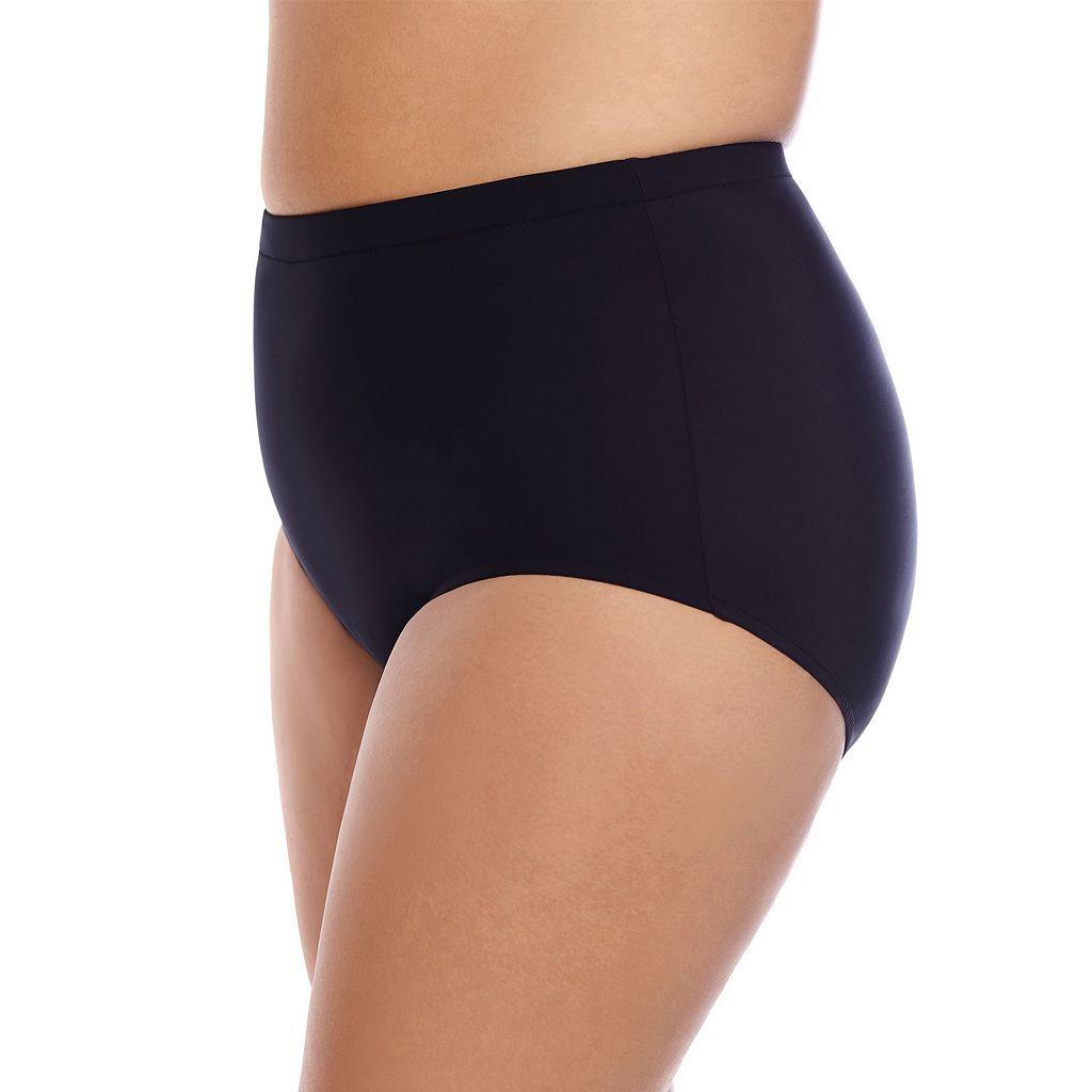 Plus Size Upstream Tummy Slimmer Bottoms